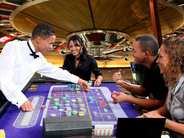 Desert Palace Casino Upington Activities