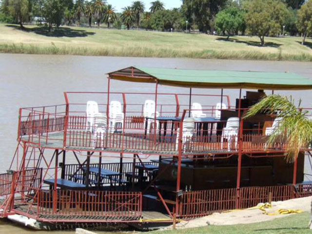 Sakkie se Arkie Upington Activities