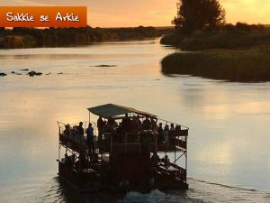 What to Do & See | Sakkie se Arkie Upington Activities