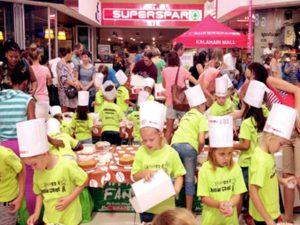 Superspar Kalahari Mall het die afgelope naweek die derde Spar Junior Chef aangebied.