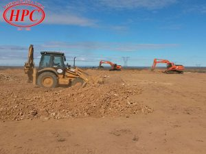 Upington Business | Hanekom Plant Hire & Civil Works