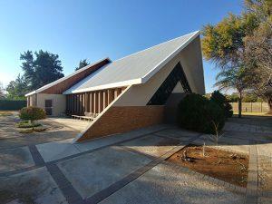 Die Gereformeerde Kerk Upington