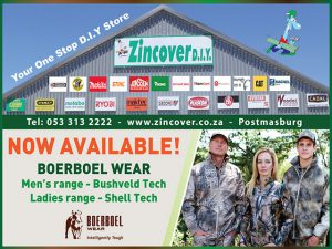 Business | Hardware Store | Zincover D.I.Y. cc