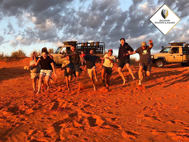 Upington Accommodation  | Kalahari Hunting Safaris