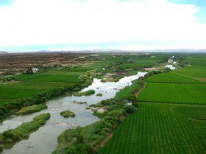 Upington Mighty Orange River