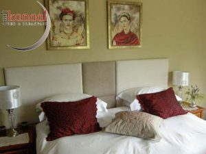 Upington Accommodation | Aan't Kanaal B&B Guest House