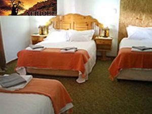 Upington Accommodation | Afrique Guest House