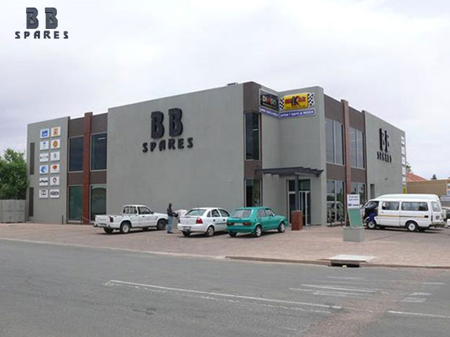 BB Spares - Upington Accommodation, Business & Tourism Portal