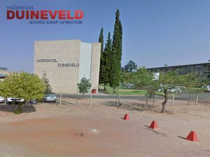 Upington Education | Hoërskool Duineveld