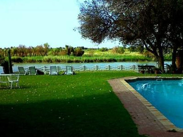 Upington Waterfront