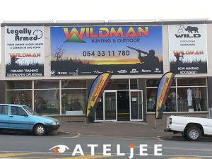 Upington Signage | Web Ateljee | Web Design, Clothing, Engraving & Signs
