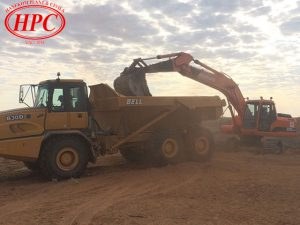 Upington Business | Hanekom Plant Hire & Civil Works