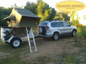 Kalahari Safaris