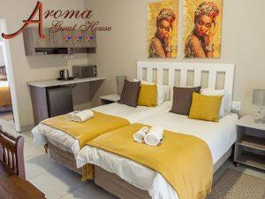 Upington Accommodation   Aroma Guest House B&B