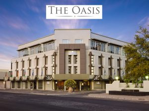 The Oasis Hotel | Upington Accommodation